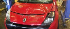 RENAULT CLIO 200 BREAKING FOR PARTS
